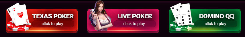 Texas Poker, Live Poker & Domino QQ